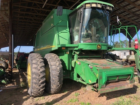 2003 John Deere 9650 STS Combine For Sale
