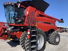 Combine For Sale 2017 Case IH 7140