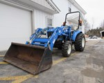 Tractor For Sale:  New Holland TC33, 33 HP