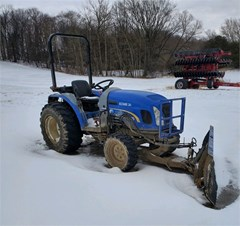 Tractor For Sale 2013 New Holland BOOMER 30 , 30 HP