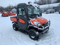 Utility Vehicle For Sale 2016 Kubota RTV-X1100CWL-A