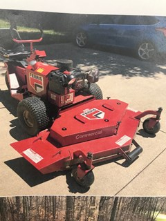 Riding Mower For Sale 1995 Ferris H1920B , 18 HP