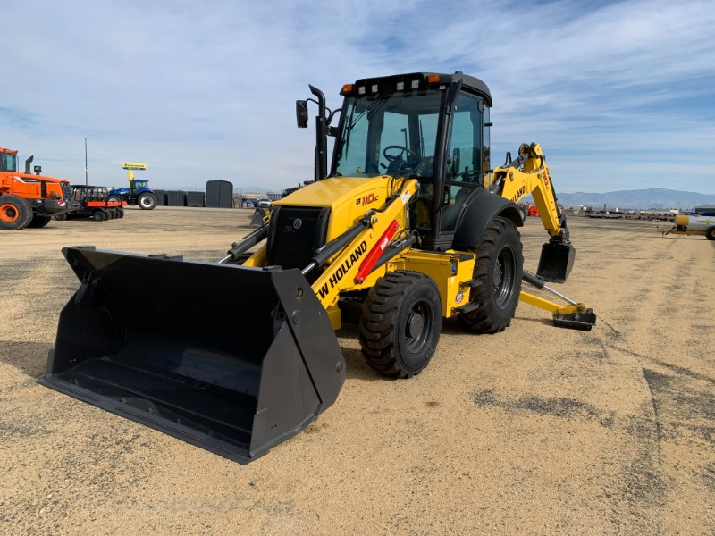 2021 New Holland B110C Loader Backhoe For Sale