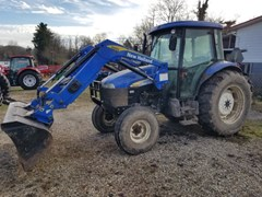 Tractor For Sale 2011 New Holland TD5050 , 80 HP