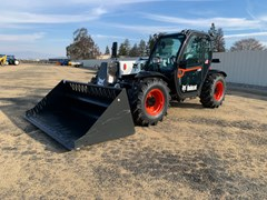 Telehandler For Sale 2021 Bobcat VersaHandler V519 , 74 HP