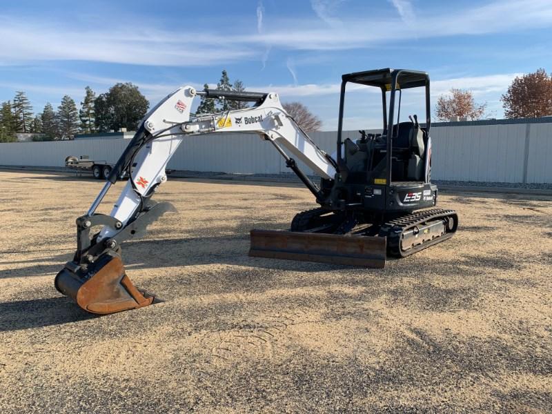 2018 Bobcat E35 Excavator-Track For Sale