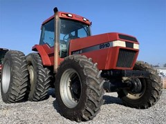Tractor For Sale 1998 Case IH 8910 , 150 HP