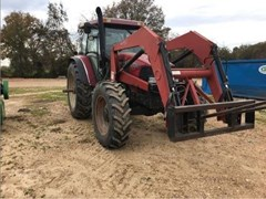 Tractor For Sale 2003 Case IH MXM120 , 120 HP