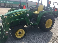 Tractor - Compact Utility For Sale 2018 John Deere 3038E , 38 HP