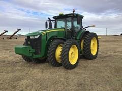 Tractor - Row Crop For Sale 2020 John Deere 8295R , 295 HP