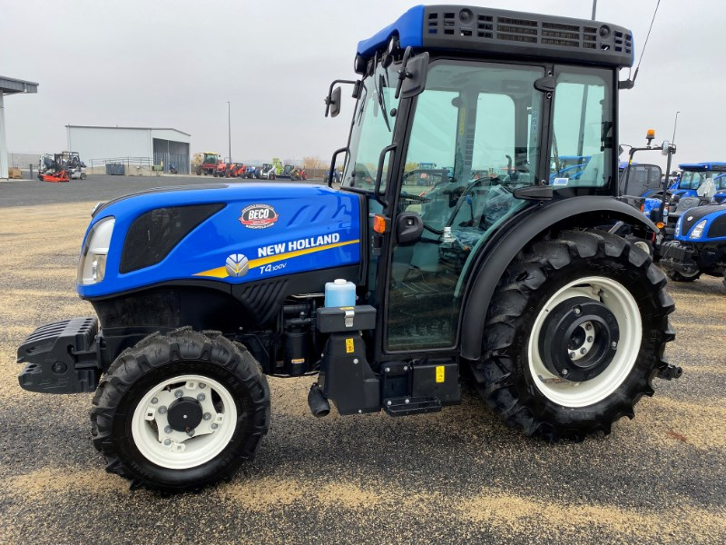2021 New Holland T4.100V Tractor For Sale