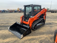 Skid Steer-Track For Sale 2021 Kubota SVL 65-2 , 68 HP