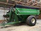 Grain Cart For Sale:  2016 Unverferth 1117