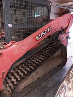 Skid Steer-Track For Sale 2012 Kubota SVL90-2 , 90 HP