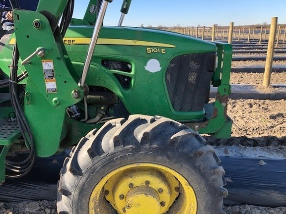 2012 John Deere 5101E Tractor - Utility For Sale