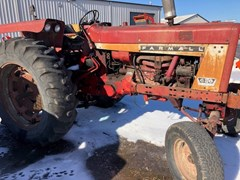 Tractor For Sale 1966 International 656