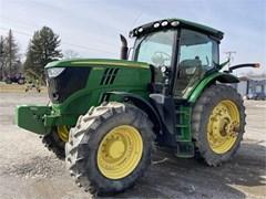 Tractor For Sale 2013 John Deere 6170R , 170 HP