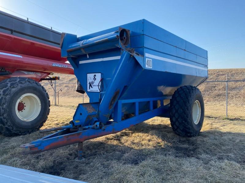 Kinze 400 Grain Cart For Sale