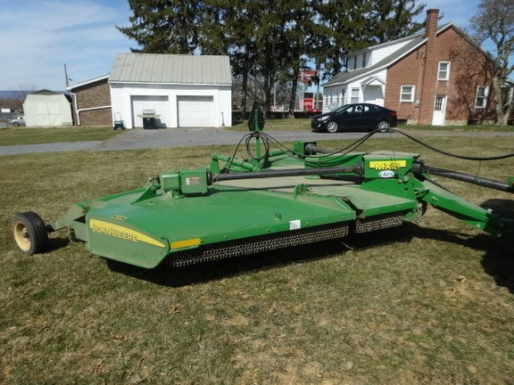 2012 John Deere MX15 Rotary Cutter For Sale