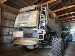 Combine For Sale 2018 CLAAS LEXION 740