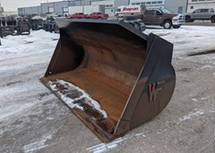 Loader Bucket For Sale 2019 WAHPETON FABRICATION WA270B