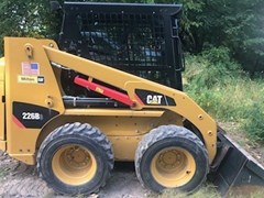 Skid Steer For Sale 2015 Caterpillar 226B3