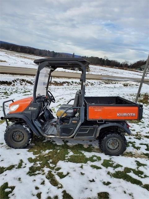 2015 Kubota RTV-X900 Utility Vehicle For Sale