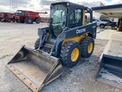 Skid Steer For Sale 2013 John Deere 320D , 68 HP