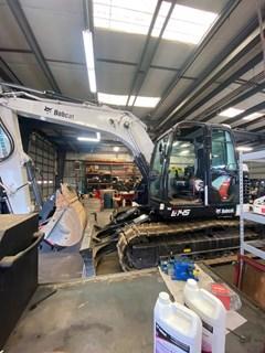 Excavator-Track  Bobcat E145