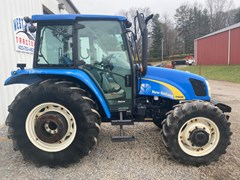 Tractor For Sale 2008 New Holland T5040 , 85 HP