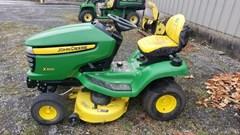 Lawn Mower For Sale 2006 John Deere X300 , 17 HP