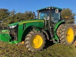 2017 John Deere 8245R Tractor - Row Crop For Sale