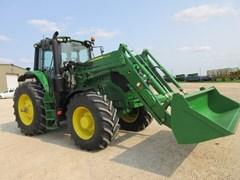 Tractor - Row Crop For Sale 2020 John Deere 6175M , 175 HP