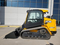 Skid Steer For Sale 2020 JCB 300T , 74 HP