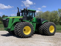 Tractor - 4WD For Sale 2018 John Deere 9620R , 620 HP