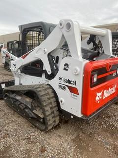 Skid Steer-Track  Bobcat T650 T4