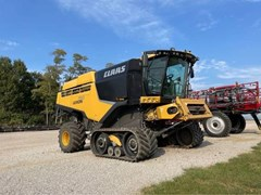 Combine For Sale 2018 CLAAS LEXION 750TT