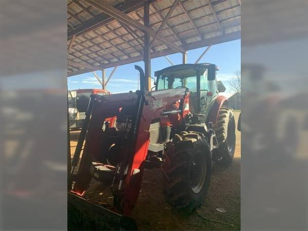 2016 Case IH FARMALL 140A Tractor For Sale