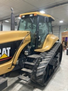 Tractor For Sale 1996 Caterpillar CH45 , 240 HP