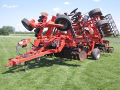 Vertical Tillage For Sale 2017 Krause 8050