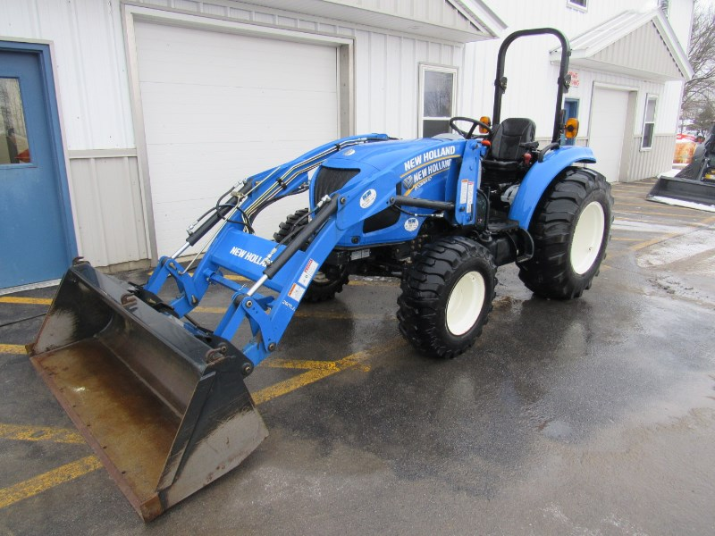 2015 New Holland Boomer47 Tractor For Sale