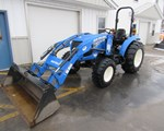 Tractor For Sale: 2015 New Holland Boomer47, 47 HP