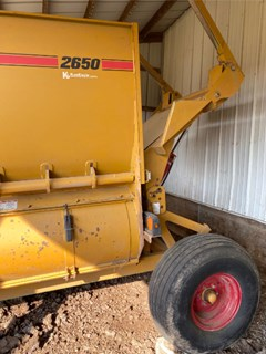 Tub Grinder - Feed/Hay For Sale 2015 Haybuster 2650