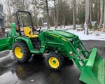 Tractor - Compact Utility For Sale: 2017 John Deere 3046R, 46 HP