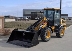 Loader For Sale 2021 JCB 409