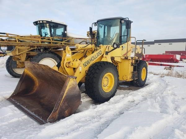 1999 New Holland LW170 Wheel Loader For Sale