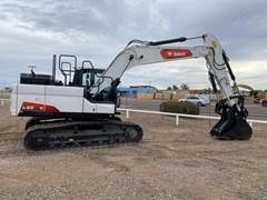 Excavator-Track  Bobcat E165