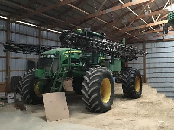 2011 John Deere 4830 Sprayer-Self Propelled For Sale