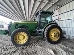 Tractor - Row Crop For Sale 2011 John Deere 8260R , 260 HP