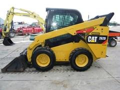 Skid Steer For Sale 2017 Caterpillar 262D , 75 HP